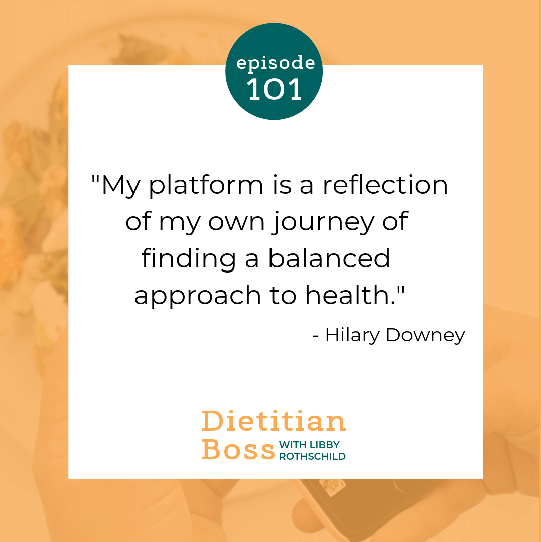Dietitian Boss Podcast - Starting Your Practice While as a Student