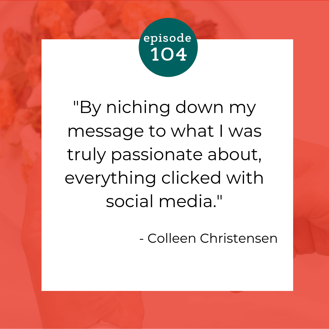Dietitian Boss Podcast - Building a Strong Social Media Presence